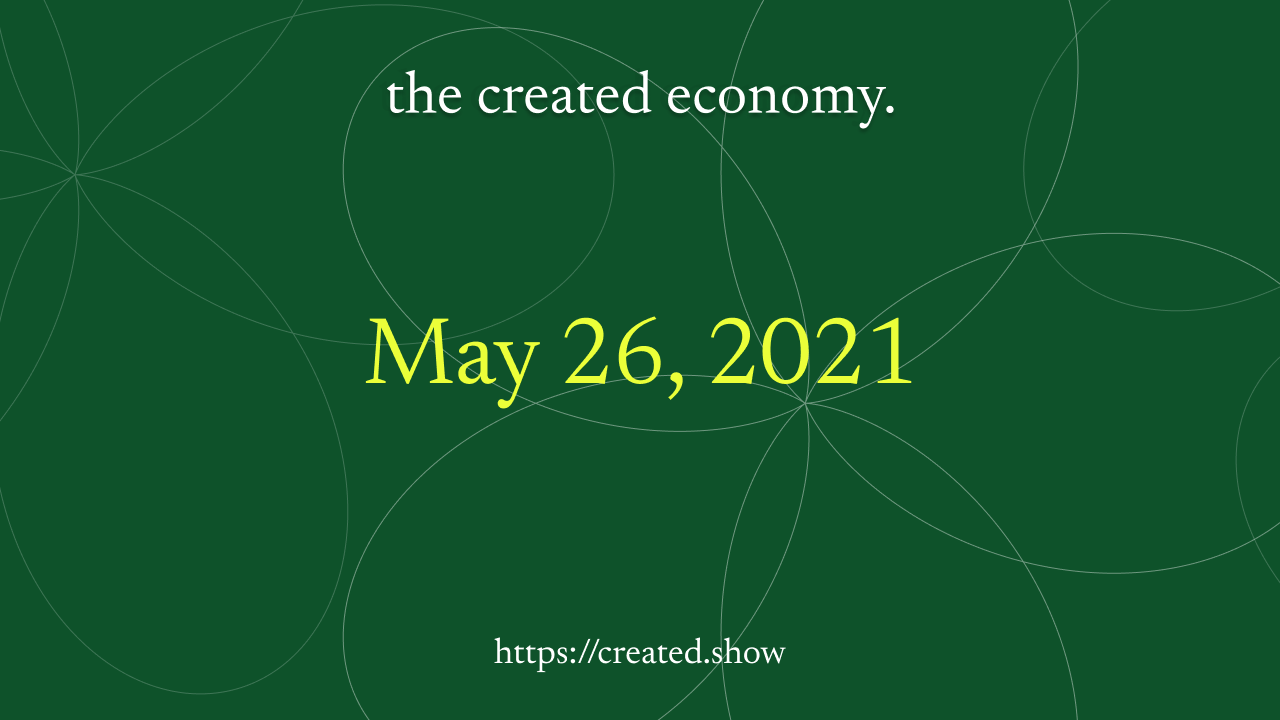 Episode 2: May 26, 2021